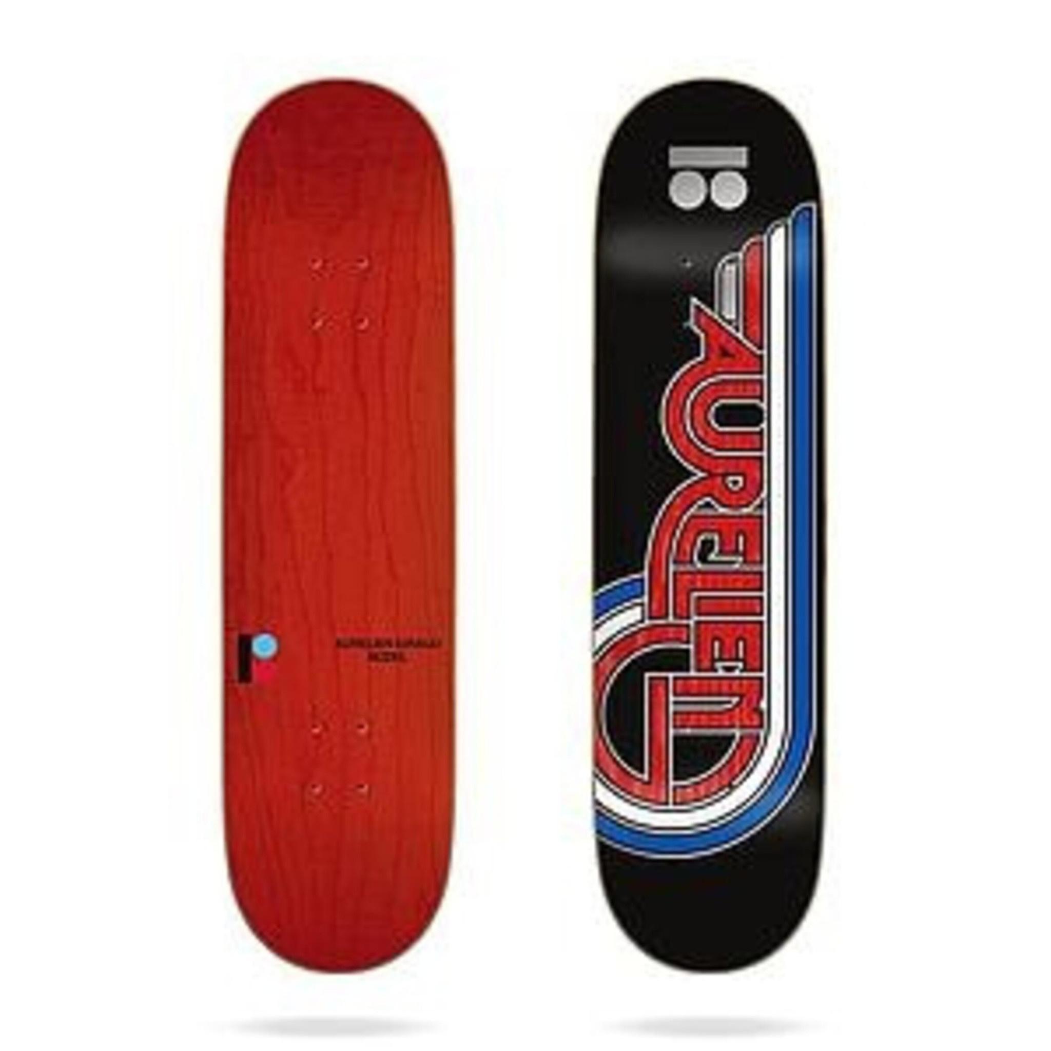 "Plan B Skateboards Aurelien Flight 8.5"""