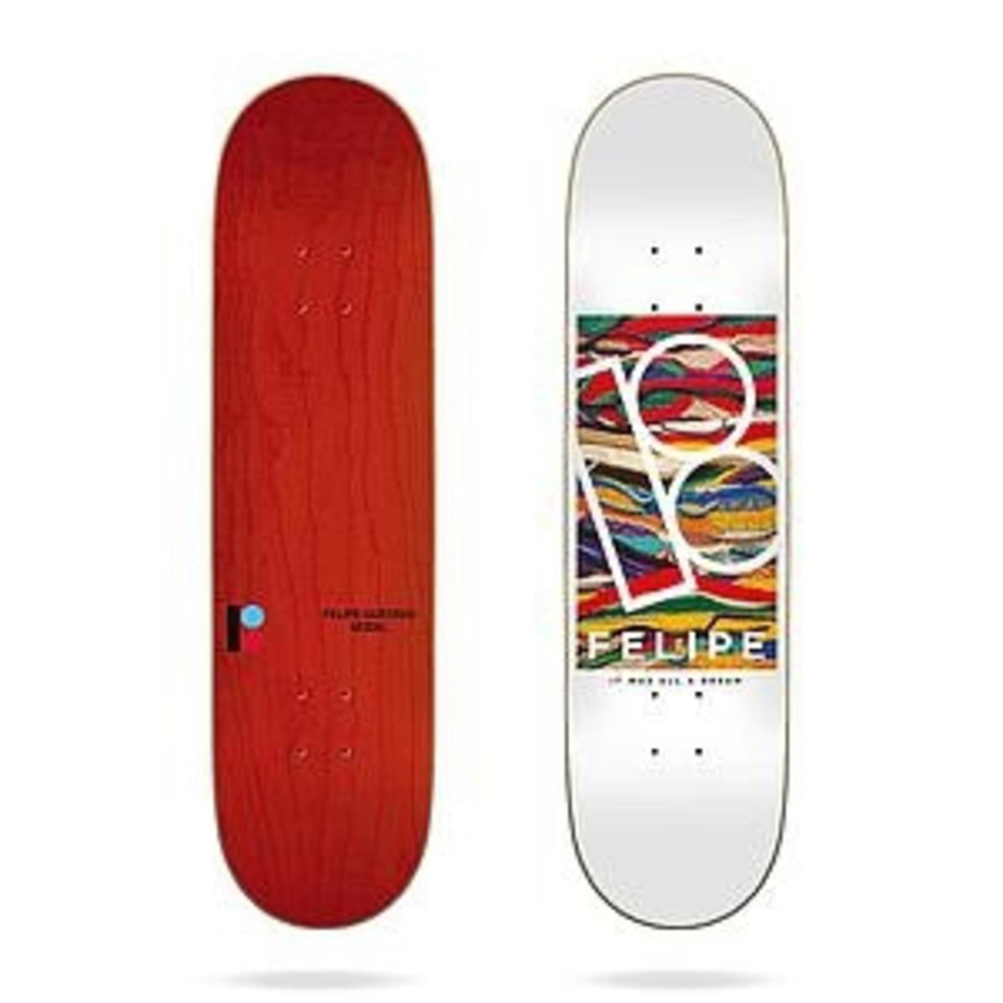 """Plan B Skateboards Felipe Koogie 8.25"""""""