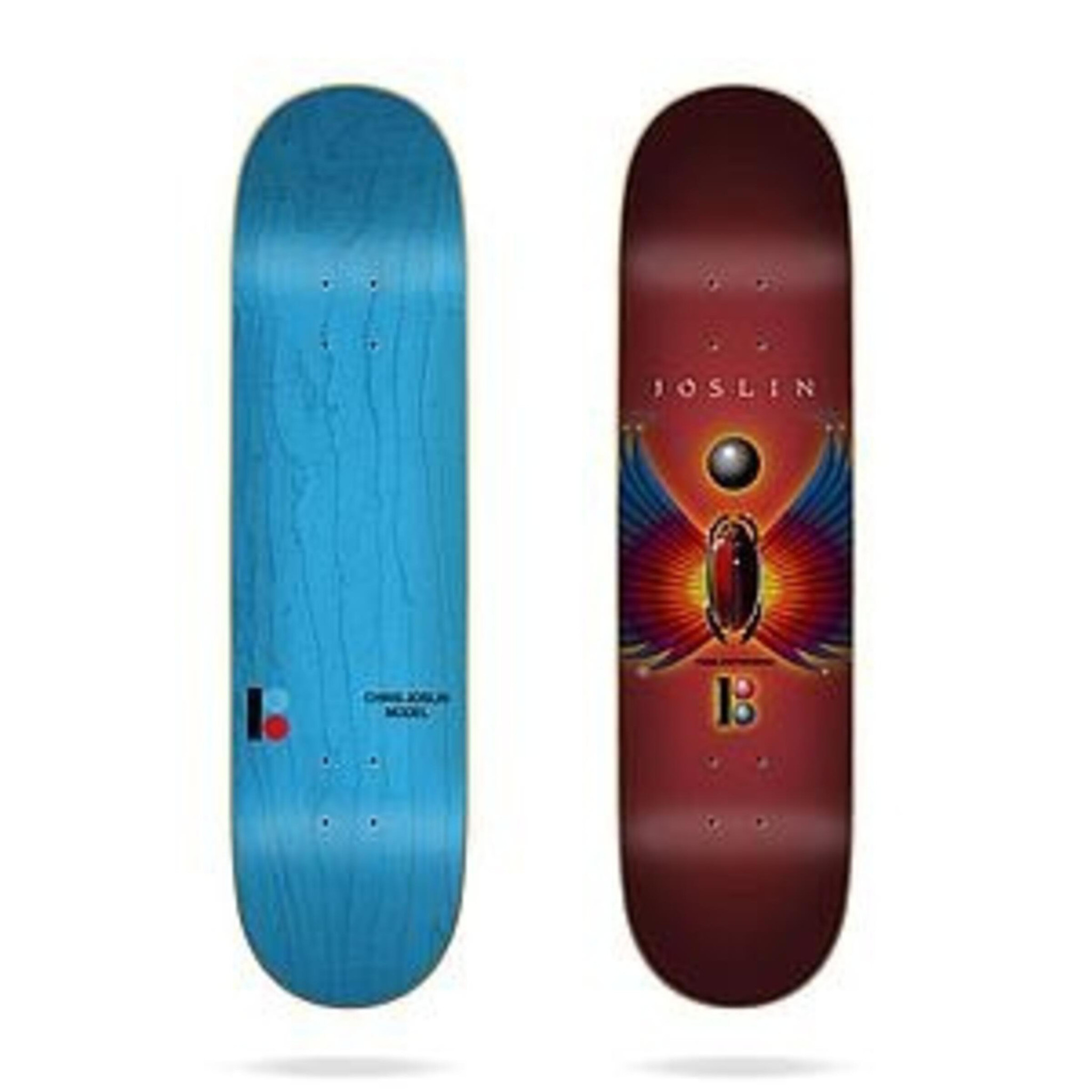 Plan B Skateboards Joslin Evolution 8.25""
