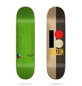 "Plan B Skateboards Joslin Logan 8.5"""
