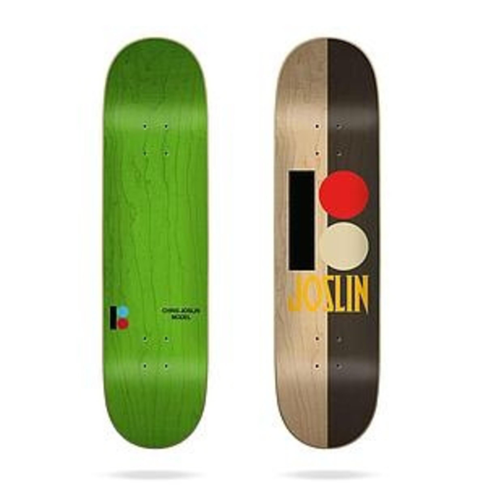 Plan B Skateboards Joslin Logan 8.5""