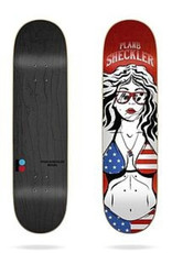 "Plan B Skateboards Sheckler Americana 8.0"""