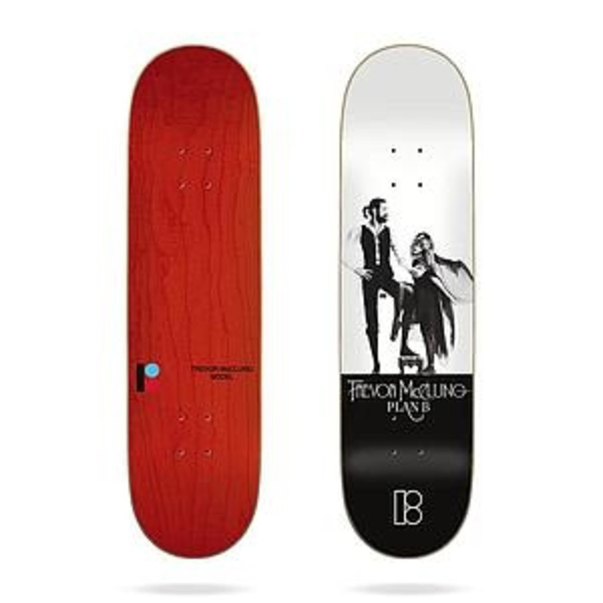 Plan B Skateboards Trevor Songbird 8.0""