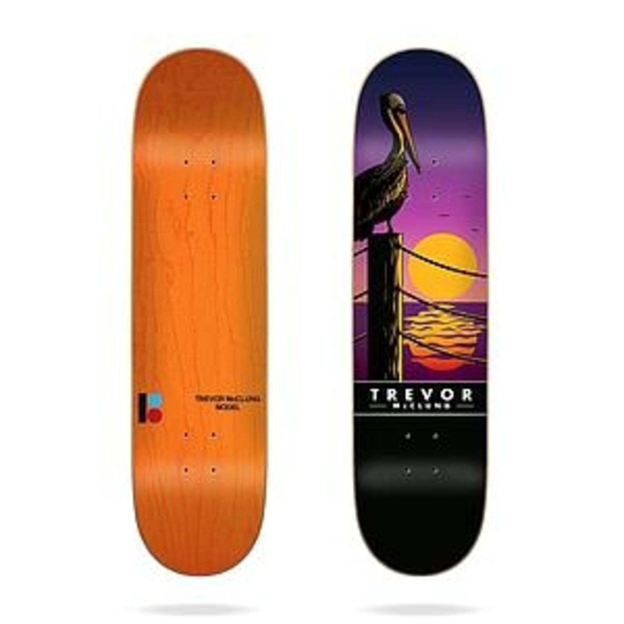 Plan B Skateboards Trevor Sunset 8.25""
