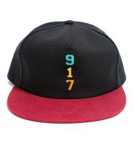 CallMe917 Genny's 917 Hat Black/Red