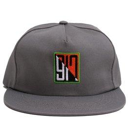 CallMe917 917 Split Hat Grey