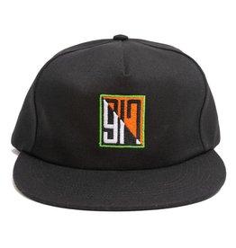 CallMe917 917 Split Hat Black