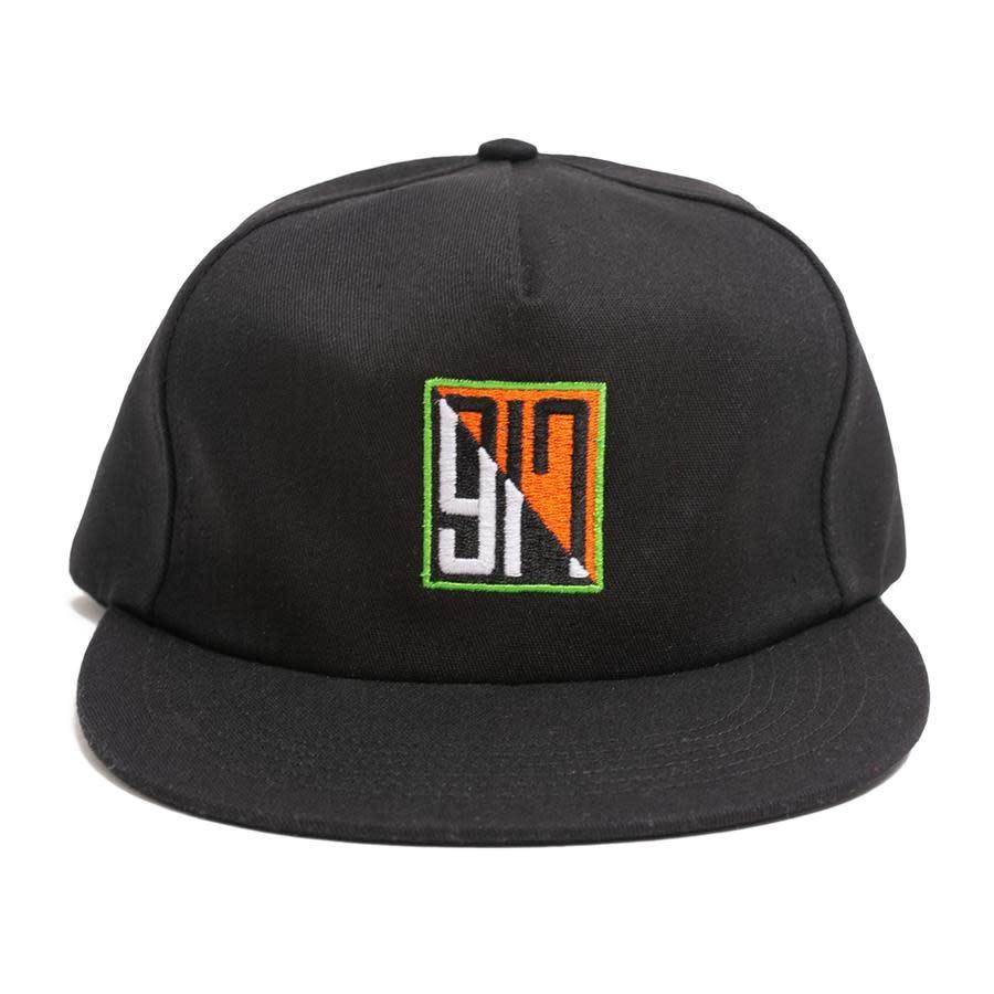 Call Me 917 917 Split Hat Black