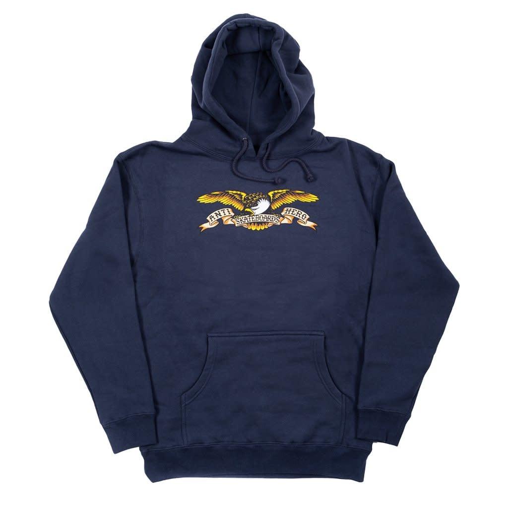 Anti Hero Eagle Hoody Slate Blue