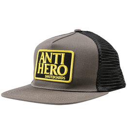 Anti Hero Reserve Patch Trucker Grey/Black/Yellow