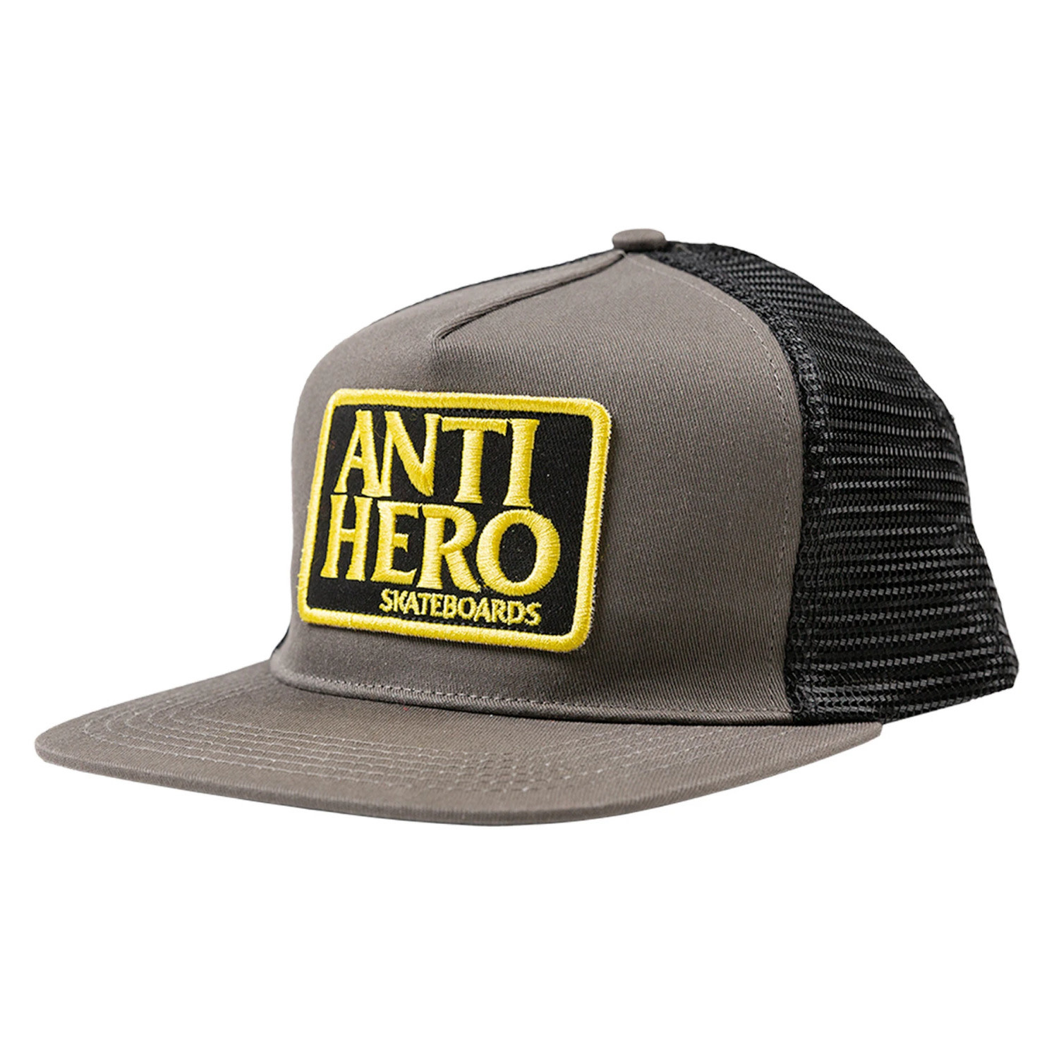 Anti Hero Reserve Patch Trucker Grey/Black/Yellow