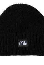 Anti Hero Lil Black Hero Beanie