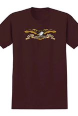 Anti Hero Eagle Dark Maroon Tee