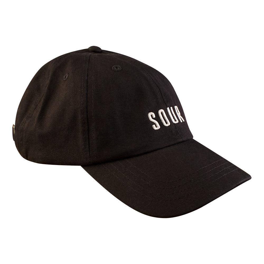 SOUR SOLUTION Sour Army Cap Black