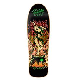 Santa Cruz Skateboards Salba Witch Doctor Grand 9.7