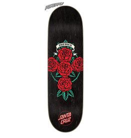 Santa Cruz Skateboards Dressen Rose Cross 9.0