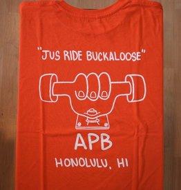 APB Skateshop APB Buckaloose