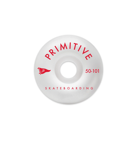 Primitive Pennant Arch Team Wheel Red 50mm