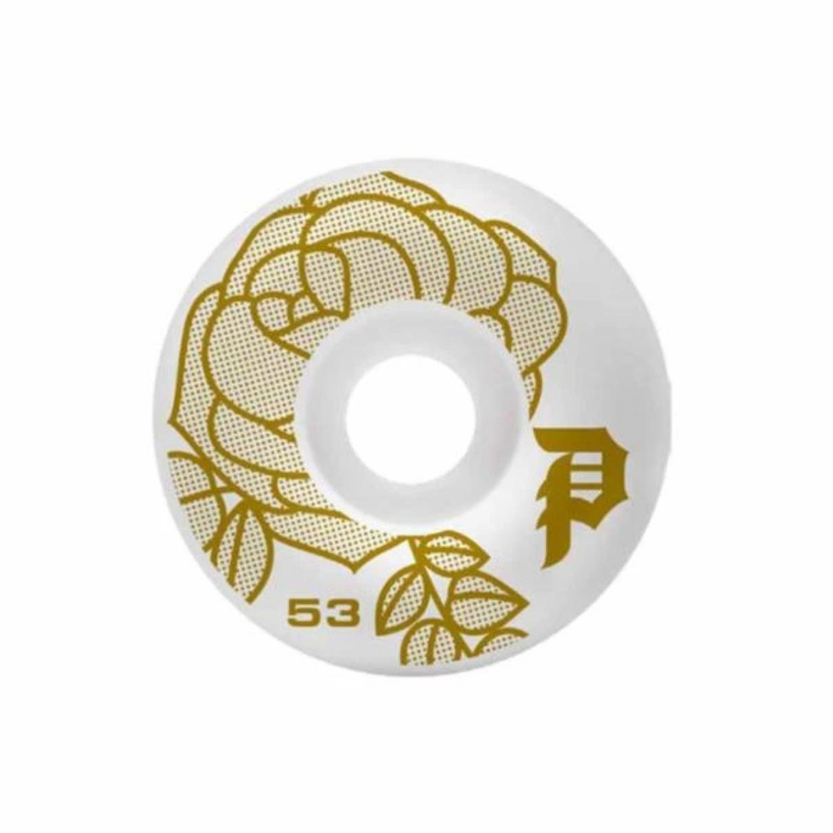 Primitive Rosa Team Wheel Gold 53mm