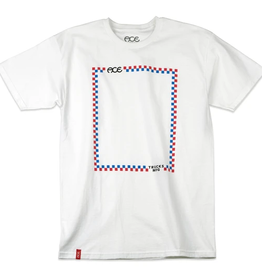 Ace Skateboard Truck MFG. Turndown White Tee