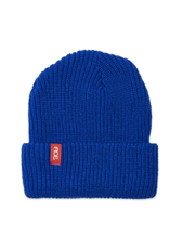 Ace Skateboard Truck MFG. Staple Beanie Royal