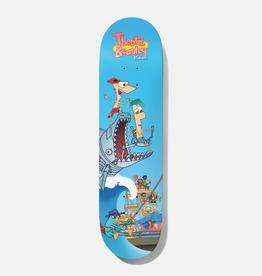 "Baker Skateboards TB Step Brothers 8.0"""