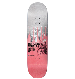 Deathwish Skateboards TK DW Made Me Do It 8.25""