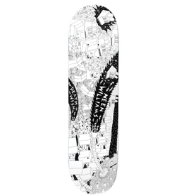 Deathwish Skateboards NW Death War 3000 8.38""