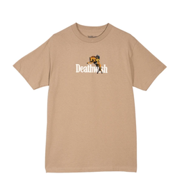 Deathwish Skateboards High Horse Sand Tee