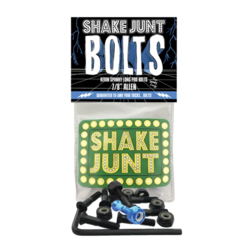 "Shake Junt SJ Spanky Allen Hardware 7/8"""