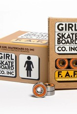Girl Skateboard Company F.A.F. Bearings