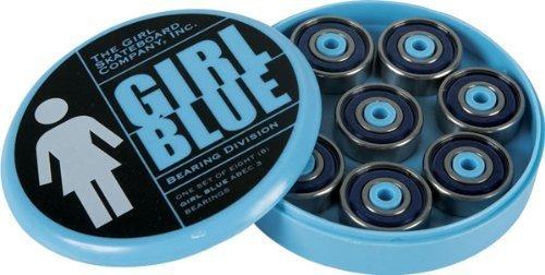 Girl Skateboard Company Girl Blue Bearings ABEC 3