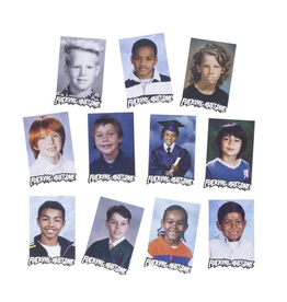 Fucking Awesome Class Photo Sticker Pack