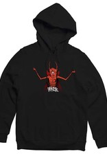 Baker Skateboards Sorcery Survival Black Hoodie