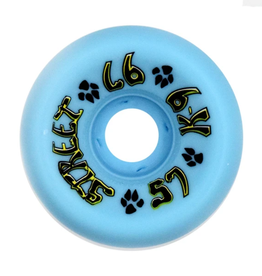 Dogtown K-9 80's 97a Light Blue 57mm