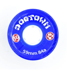 Dogtown K-9 Cruiser 84a Clear Blue 59mm
