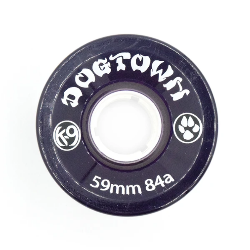 Dogtown K-9 Cruiser 84a Clear Purple 59mm