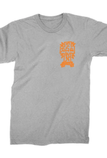 Dogtown Mark Gonzales Art 2 Silver/Orange Tee