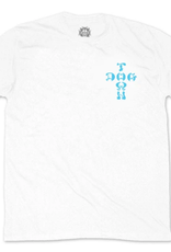 Dogtown Shogo Kubo Blue Rays White Tee