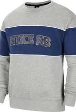 Nike USA, Inc. Nike SB Harbor Crew Grey/Navy