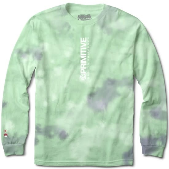 Primitive Obito Washed L/S Mint Tee