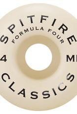 Spitfire Wheels Spitfire F4 97 Classic Swirl Silver 54