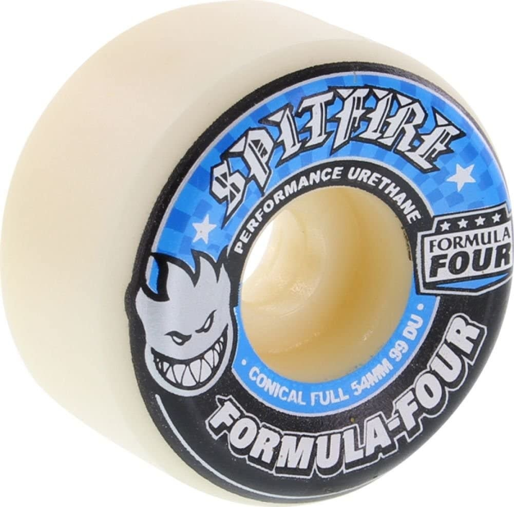 Spitfire Wheels Spitfire F4 99d Conical Full 53mm