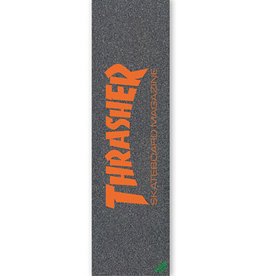 Mob Grip Mob x Thrasher Logo Orange