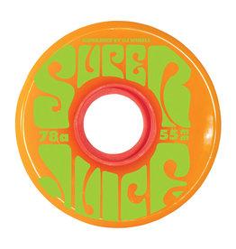 OJ Wheels Mini Super Juice Orange 55mm