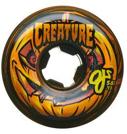 OJ Wheels Pumpkin Head Bloodsucker 97a 56