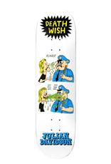 "Deathwish Skateboards JU Quarantine 8.5"""