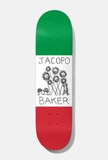 """Baker Skateboards JC Centrale 8.0"""""""