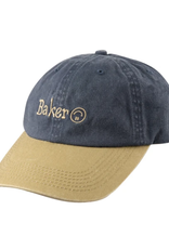 Baker Skateboards Upside Navy Snapback
