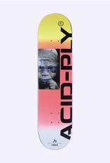 Quasi Skateboards Chembaby Acid-Ply 8.0 Red